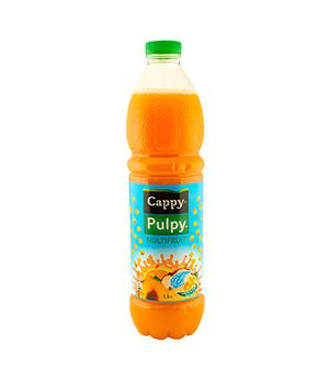 CAPPY PULPY MULTIFRUIT 1.5L