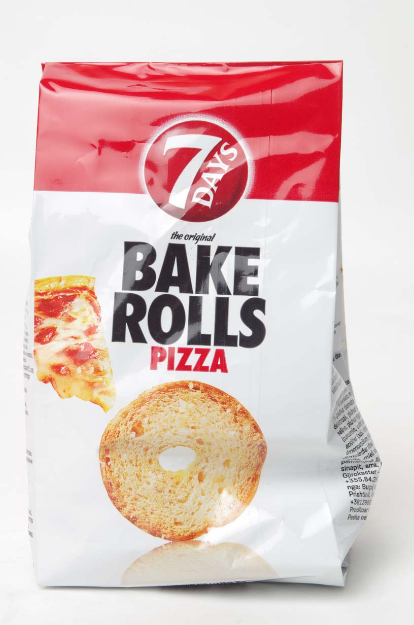 BAKE ROLLS PIZZA 70 G