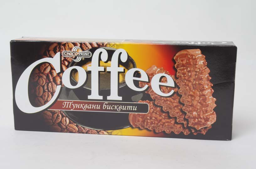 BISCUITS CAFFEE 160G
