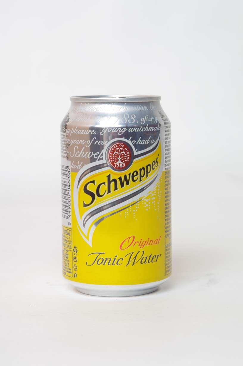 SCHWEPPES TONIC CAN 0.330L