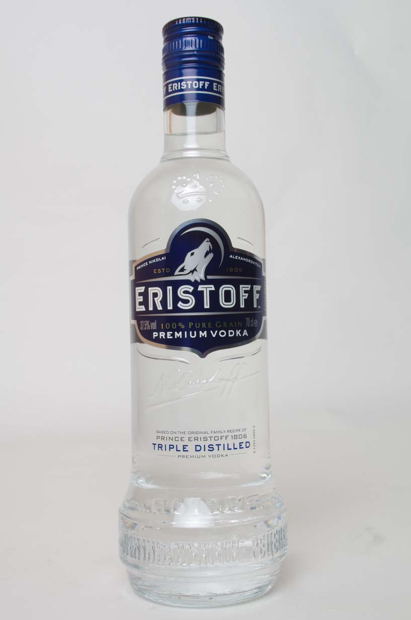 VODKA ERISTOFF 0.7L