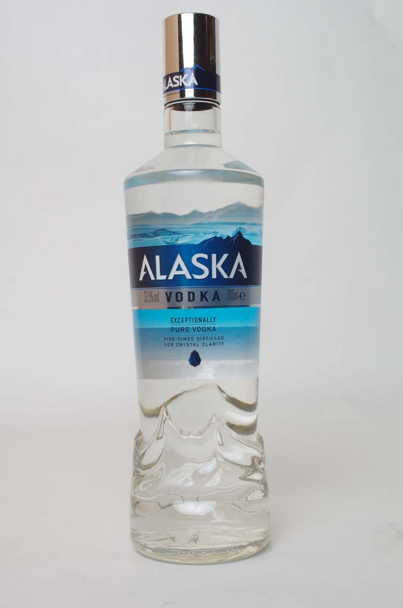 ALASKA VODKA 700 ML