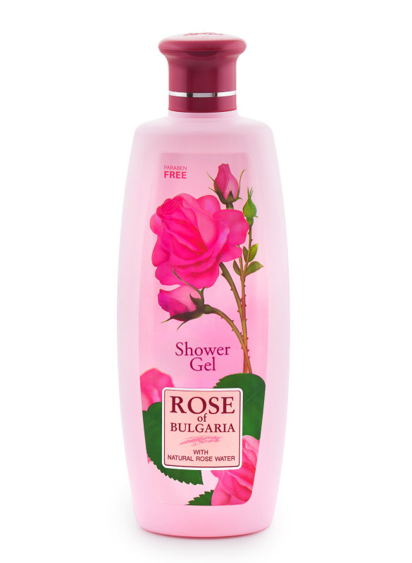 BIOFRESH SHOWER GEL AVEC EAU DE ROSE 330ML