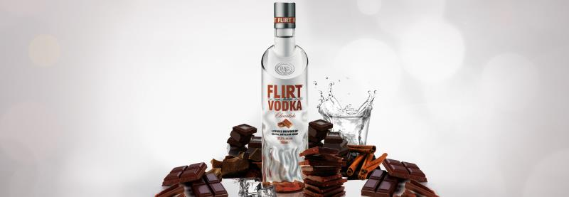 FLIRT VODKA CHOCOLATE 700ML