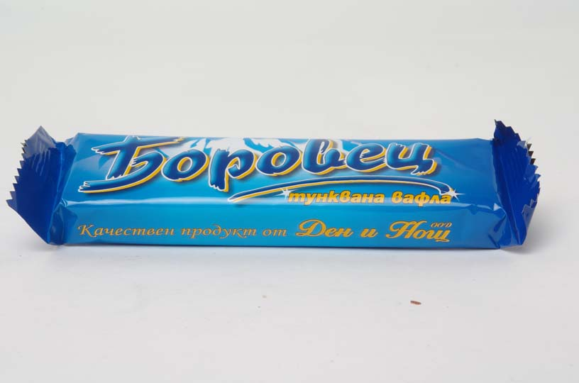 BOROVETS WAFER BLEU 55G