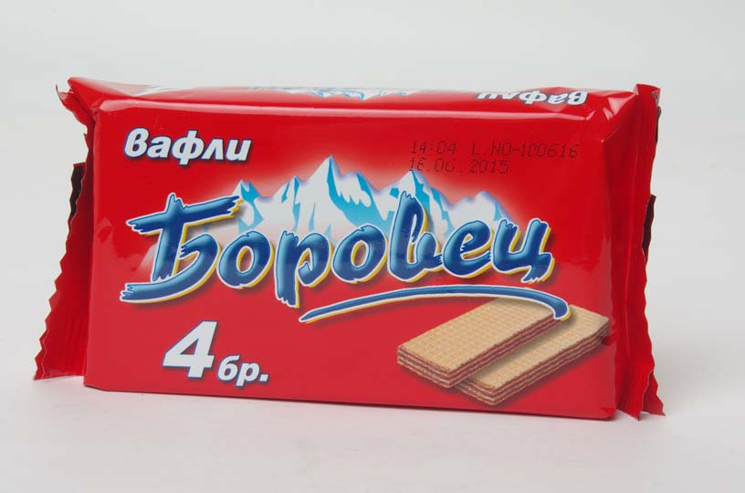 BOROVETS WAFER PACK 4/120G