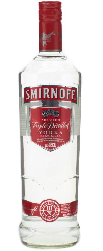 VODKA SMIRNOFF 700 CL