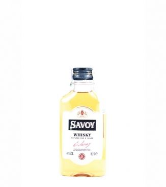 WHISKY SAVOY 0.2L 40%VOL