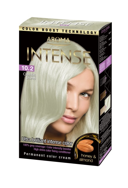 AROMA INTENSE COLOR N:10.2 50 MLSCANDINAVIAN BLOND