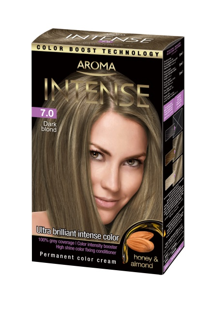 AROMA INTENSE   COLOR N:7.0 50 ML DARK BLOND