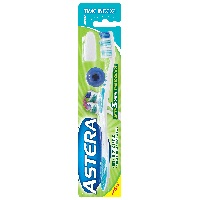 ASTERA BROSSE A DENT  ACTIVE 3- MEDIUM MIX
