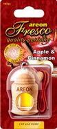 AREON FRESCO APPLE & CANNELLE