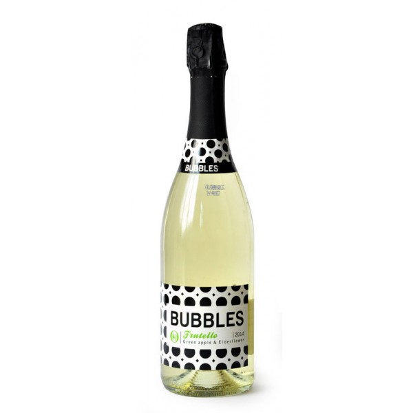 BUBBLES FRUTELLO 0.75L 7.5%VOL