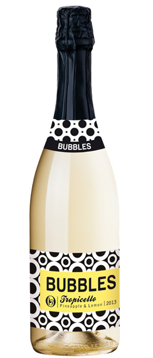 BUBBLES TROPICELLO 0.75L 7.5%VOL