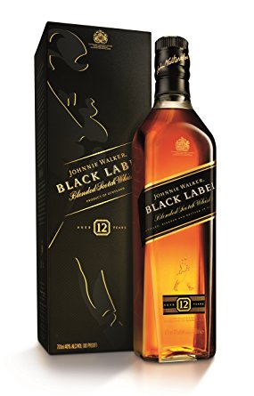 WHISKY J. WALKER BLACK 0.7L