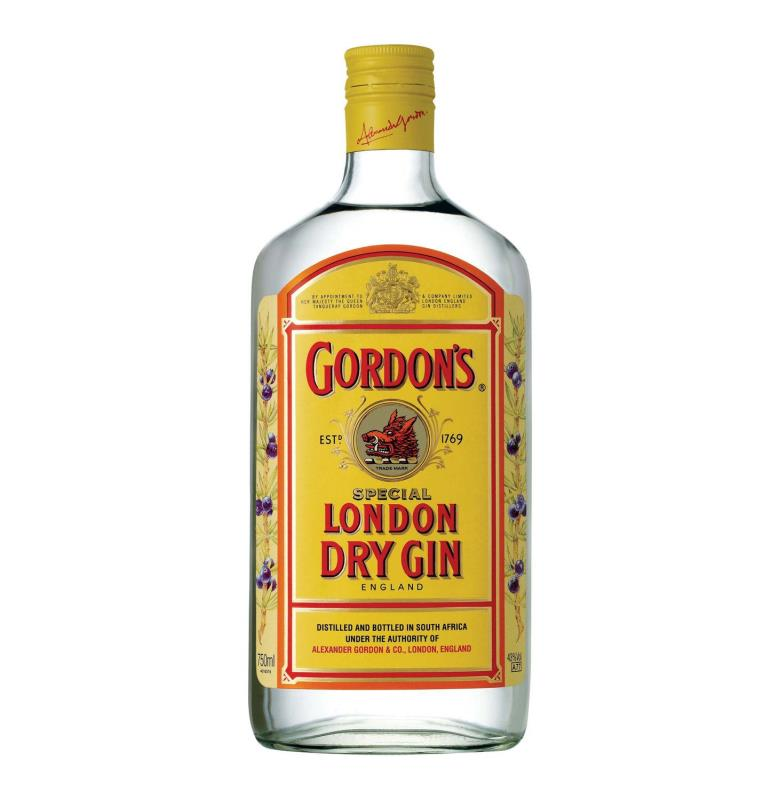 GIN GORDON 700 ML