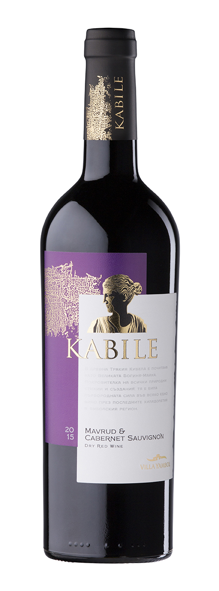 KABILE MAVRUD/CAB. SAUVIGNON 0.75ML