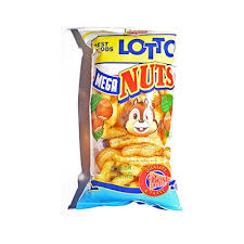 SNAKS LOTTO MEGA NUTS 35G