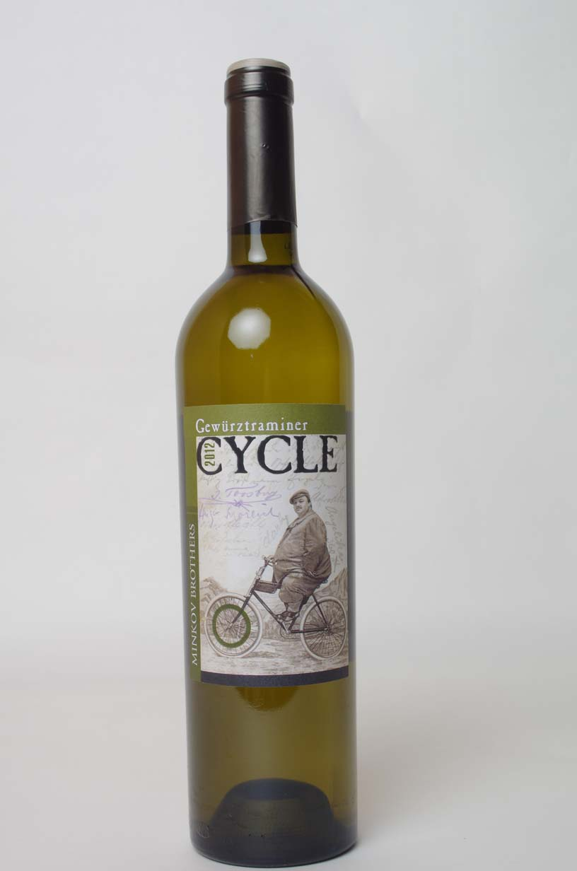 CYCLE GEVURZTRAMINER 0.75L