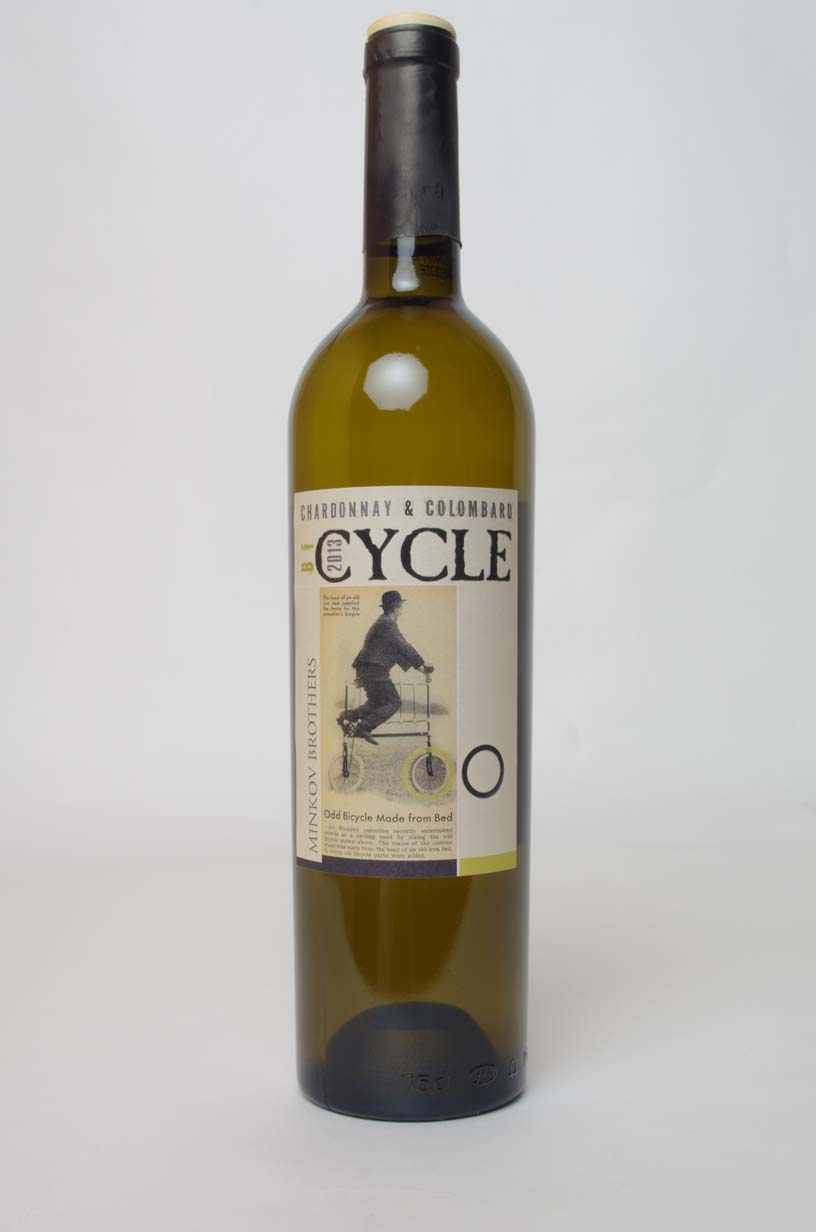 CYCLE CHARDONAY & COLOMBARD 0.75L