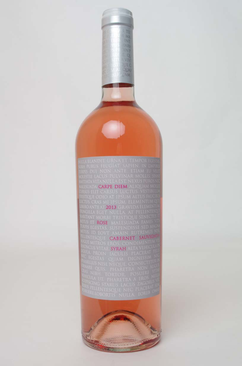 CARPE DIEM VIN ROSE 0.75L