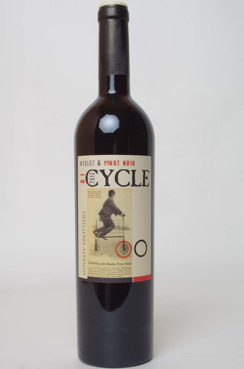 CYCLE MERLOT & PINOT NOIR 0.75L